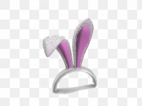 Easter Bunny Ears Pic - Easter Bunny Ear Rabbit Clip Art PNG