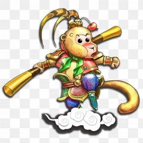 Cartoon Monkey - Ape Monkey Cartoon PNG