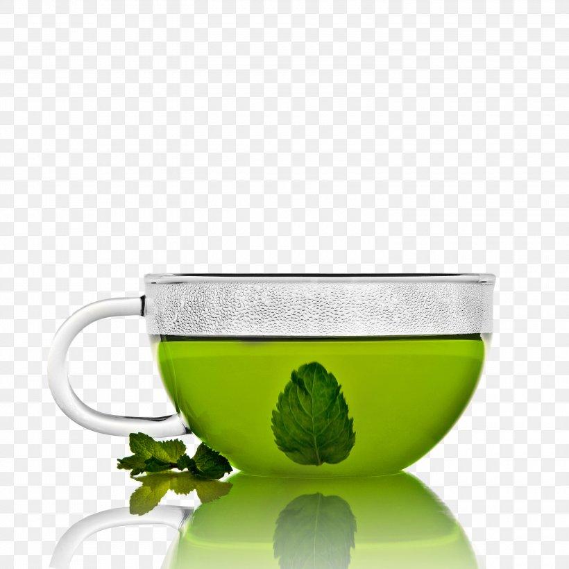 Green Tea Coffee Flowering Tea, PNG, 3000x3000px, Tea, Coffee, Coffee Cup, Cup, Drink Download Free
