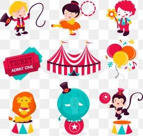 Circus - Circus Ringmaster Clip Art PNG