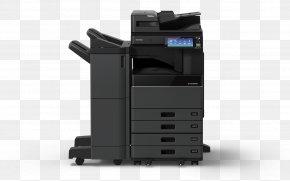 Printer - O C Business Systems Ltd Toshiba Multi-function Printer Photocopier Printing PNG