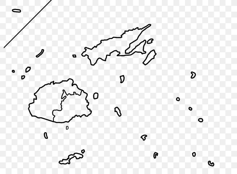 Blank Map Fiji Islands Geography Of Fiji Wuchang District