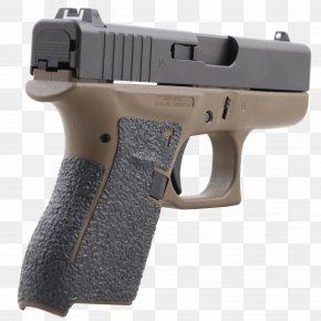 Glock 43 Glock Ges.m.b.H. Firearm Pistol Grip PNG