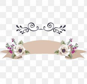 Vector Festive White Flowers - Flower Euclidean Vector PNG