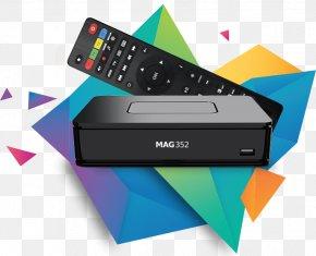 Mediaset Premium - IPTV Set-top Box Over-the-top Media Services High Efficiency Video Coding Smart TV PNG