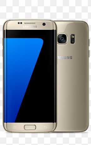 Galaxy S7 Edge - Samsung GALAXY S7 Edge Smartphone 4G T-Mobile PNG