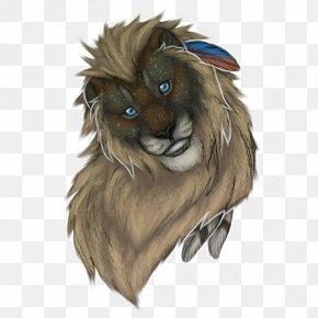 Lion - Lion Roar Big Cat Fur PNG