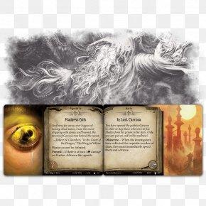 Arkham Horror - Arkham Horror: The Card Game Carcosa Fantasy Flight Games PNG