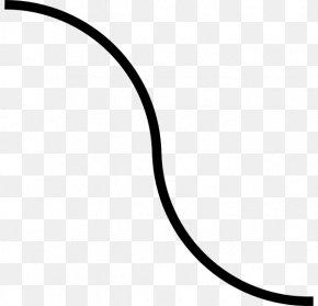 Line - Line Art Curve Clip Art PNG