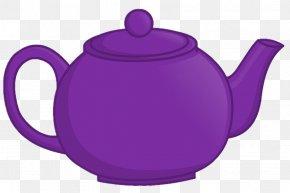 Teapot - Teapot Kettle Purple Clip Art PNG