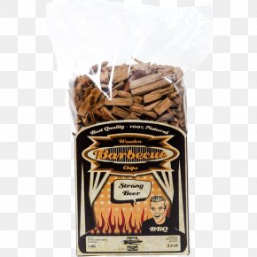 Wood Chips - Barbecue Beer Whiskey Smoking BBQ Smoker PNG