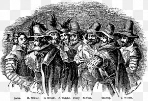Gunpowder Plot - Gunpowder Plot Guy Fawkes Night John And Christopher Wright Black Powder 5 November PNG