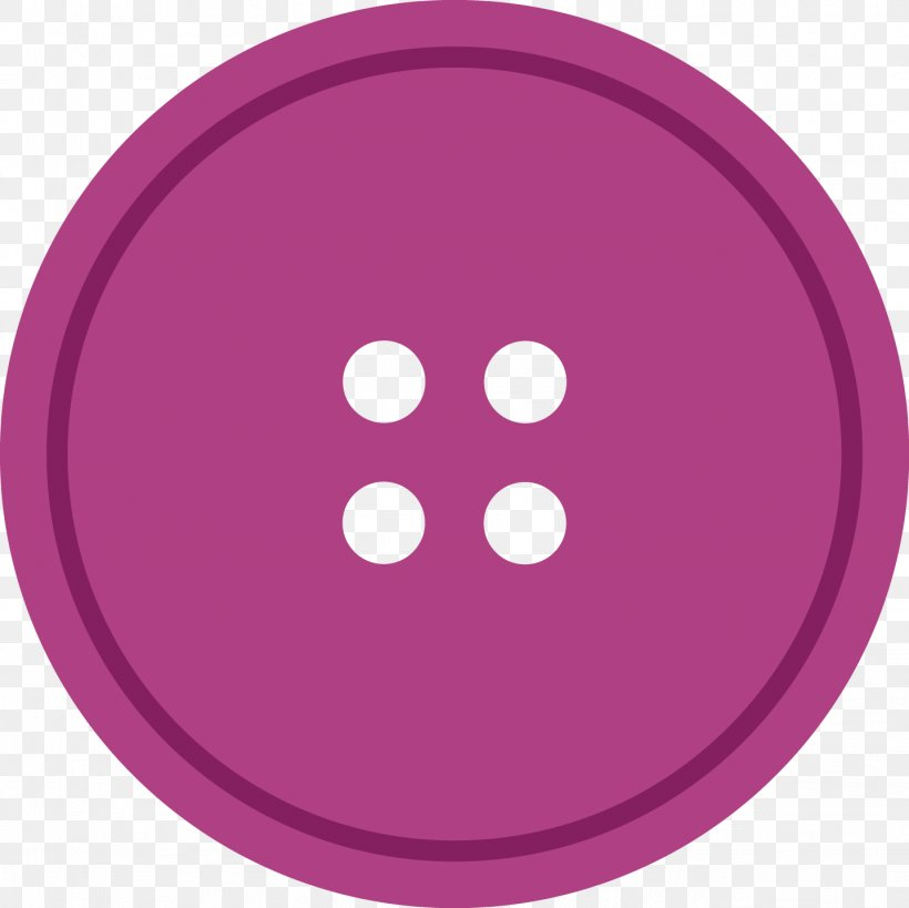 Button Sewing Clip Art, PNG, 1437x1437px, Button, Buttonhole, Clothing, Handsewing Needles, Magenta Download Free