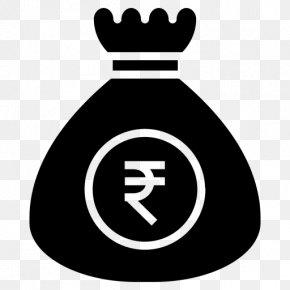 Money Bag - Indian Rupee Sign Money Bag Currency Symbol PNG
