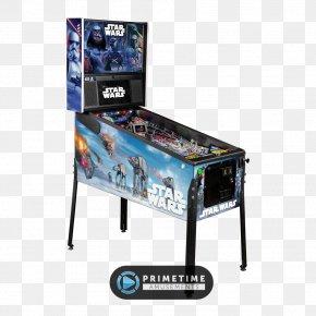 Star Wars - Star Wars The Pinball Arcade Stern Electronics, Inc. Arcade Game PNG