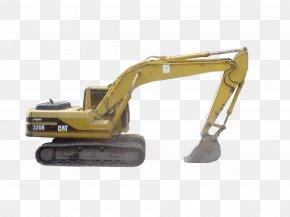 Caterpillar - Caterpillar Inc. John Deere Excavator Machine Backhoe PNG