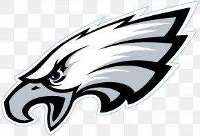 Black Eagle Cliparts - Philadelphia Eagles 2017 NFL Season Los Angeles Chargers National Football League Playoffs Super Bowl PNG