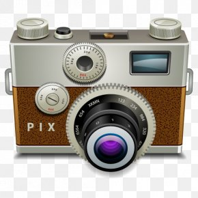 Camera - Video Camera Photography Icon PNG