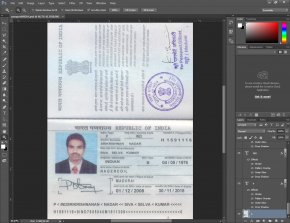 Passport - United States Passport Indian Passport Indian Passport PNG