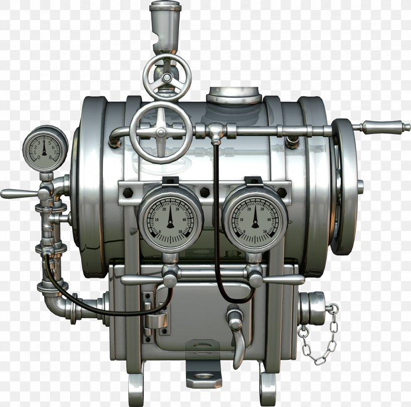 Industrial Revolution Steam Engine Steampunk Machine, PNG, 2161x2138px, Industrial Revolution, Engine, Engineering, Hardware, Hardware Accessory Download Free