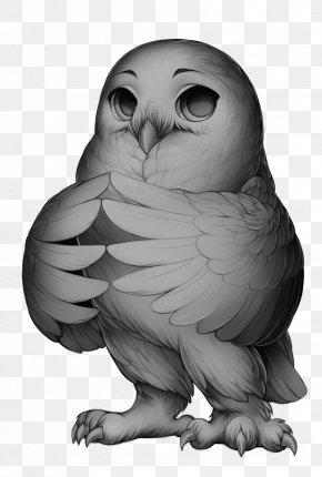 Owl - Great Horned Owl Bird Snowy Owl Barn Owl PNG