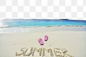 Summer Beach Poster Background - Poster Beach Fundal PNG