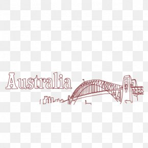 Australia Bridge - Australia Adobe Illustrator PNG