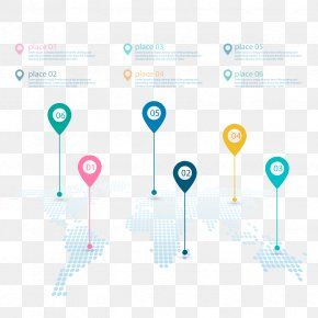 Vector Map Marker - Graphic Design Vector Map PNG