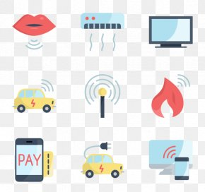 Internet Of Things - Internet Access Internet Of Things Clip Art PNG