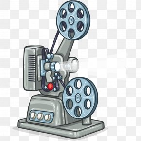 Projector - Movie Projector Film Festival Cinema PNG