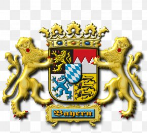 Kingdom Of Bavaria States Of Germany Coat Of Arms Holy Roman Empire PNG
