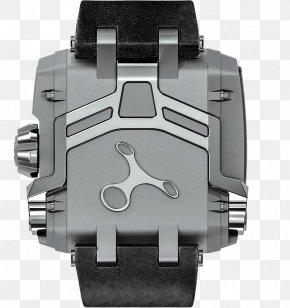 Watch - Titanium Watch Strap Metal PNG