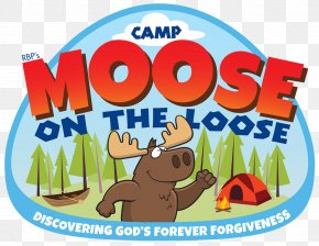 Camp Moose On The Loose Vacation Bible School VBS: Camp Moose On The Loose CAMP MOOSE On The Loose VBS, July 30-Aug 4School Childrens - Camp Moose On The Loose! Vbs PNG