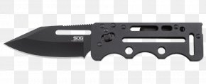 Knife - Hunting & Survival Knives Utility Knives Throwing Knife SOG Specialty Knives & Tools, LLC PNG