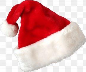 Christmas Santa Claus Red Hat Image - Santa Claus Cap Hat Christmas Clothing PNG