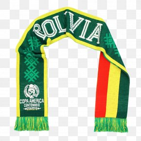 Knitting Wool - Copa América Centenario Bolivia National Football Team Green Sleeve PNG