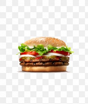 Burger King - Whopper Cheeseburger Hamburger Burger King Grilled Chicken Sandwiches KFC PNG