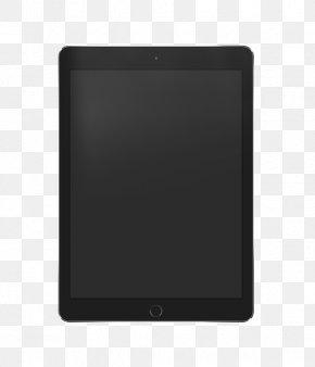 Black Tablet - Multimedia Pattern PNG