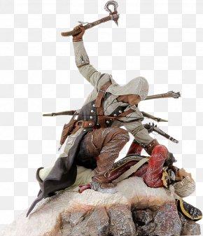 Figurine Assassin's Creed Origins - Assassin's Creed III Assassin's Creed IV: Black Flag Ezio Auditore Ubisoft PNG