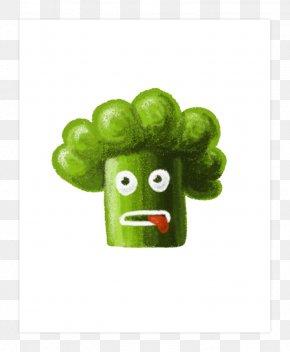 Broccoli - Broccoli Vegetable Eggplant Veggie Burger Tomato PNG