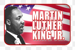 United States - I Have A Dream Martin Luther King Jr. Day United States Black History Month Name PNG