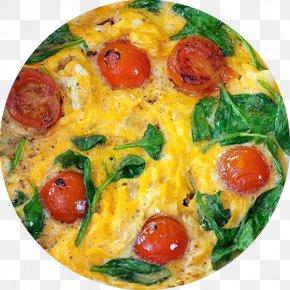 Omelette - Frittata Spanish Omelette Vegetarian Cuisine Italian Cuisine PNG