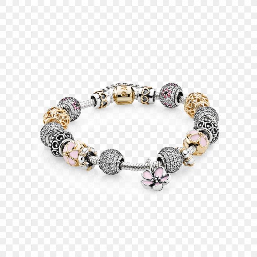 Earring Pandora Charm Bracelet