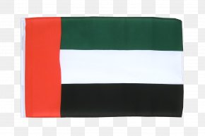 Flag - Flag Of The United Arab Emirates Dubai Fahne Gallery Of Sovereign State Flags PNG