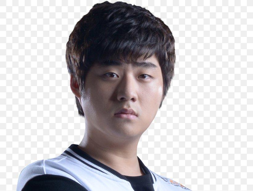 Bae Jun-Sik League Of Legends Champions Korea Tencent League Of Legends Pro League 2017 League Of Legends World Championship, PNG, 784x621px, Bae Junsik, Black Hair, Brown Hair, Chin, Electronic Sports Download Free