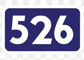 Sk II - Route II/526 Second-class Roads In The Czech Republic 10.or E Slovakia PNG