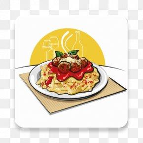 Clip Art Spaghetti And Meatballs - Pasta Spaghetti With Meatballs Italian Cuisine Bolognese Sauce PNG