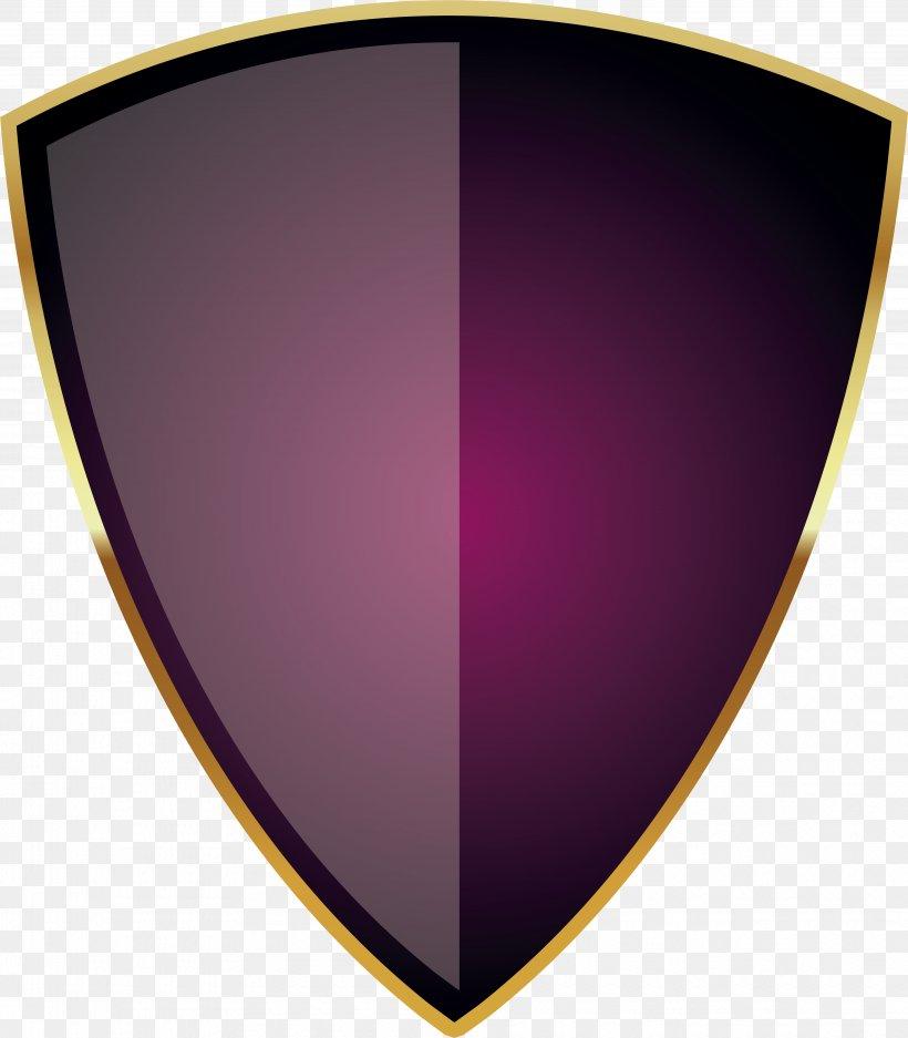 Shield Icon, PNG, 3931x4496px, Shield, Escutcheon, Gratis, Product Design, Purple Download Free