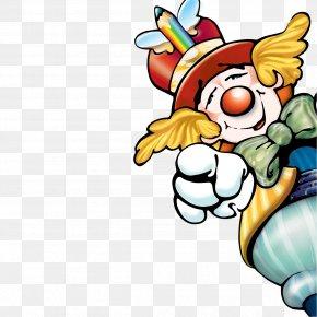 Clown - Clown Cartoon Comedian Comics Illustration PNG