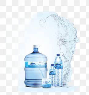 Mineral Water - Drinking Water Bottled Water Mineral Water PNG